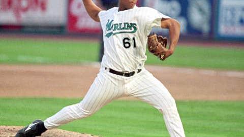 Livan Hernandez, 1997 Marlins