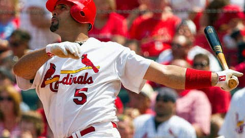 Will Albert Pujols (or someone else) win the Triple Crown?