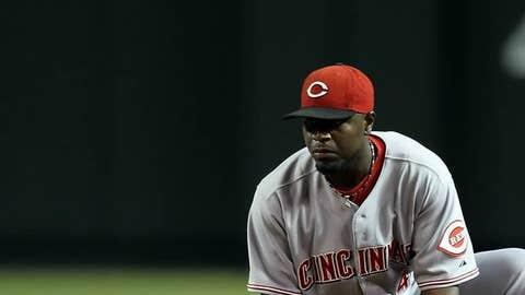 NL second baseman: Brandon Phillips, Cincinnati Reds