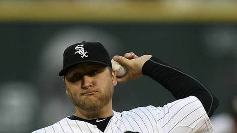 AL pitcher: Mark Buehrle, Chicago White Sox
