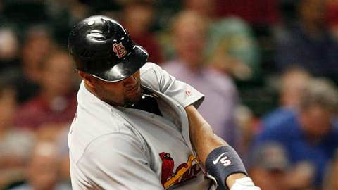 First base — Albert Pujols, Cardinals