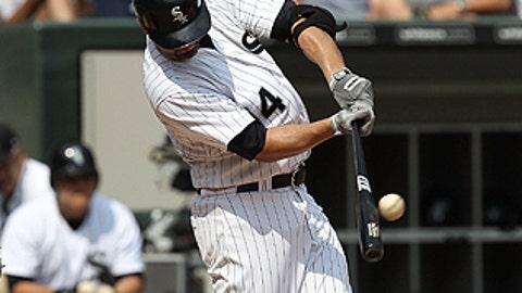 Speeding up: Paul Konerko, White Sox