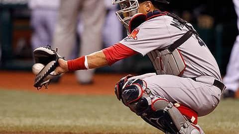 Speeding up: Victor Martinez, Red Sox