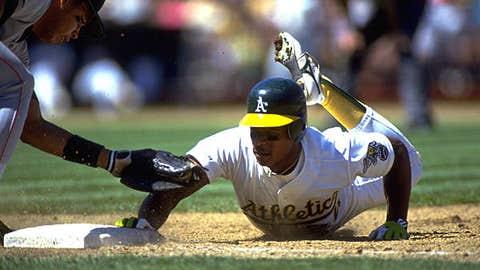 Career and single-season stolen bases