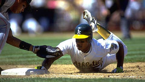 Career and single-season stolen bases