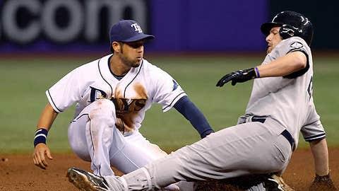 Slowing down: Austin Kearns, Yankees