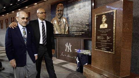 Yankees royalty