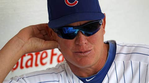Mike Quade's future with the Cubs