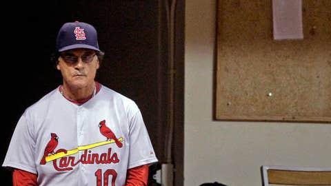 Tony La Russa's future with the Cardinals
