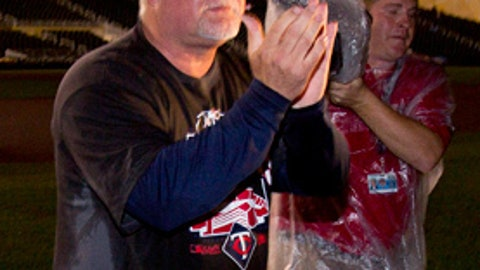 Even Gardy's fired up