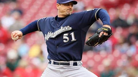 Trevor Hoffman, RP, Milwaukee Brewers