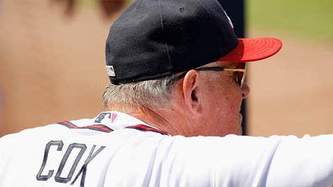 Bobby Cox, Manager, Atlanta Braves