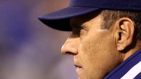 Joe Torre, Manager, Los Angeles Dodgers