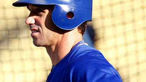 Brad Ausmus, C, Los Angeles Dodgers