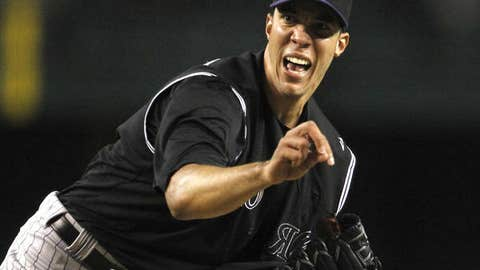 Slowing down: Rockies' postseason hopes