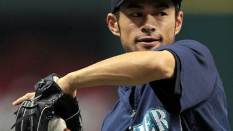 Speeding up: Ichiro Suzuki, Mariners