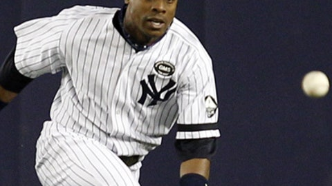 Speeding up: Curtis Granderson, Yankees