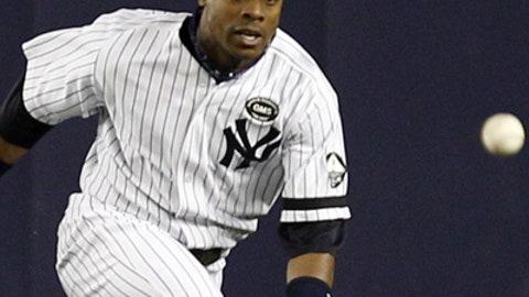 Speeding up: Curtis Granderson, Yankees