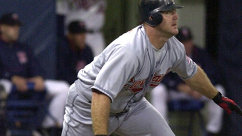 Speeding up: Jim Thome, Twins