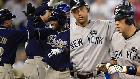 Padres-Yankees