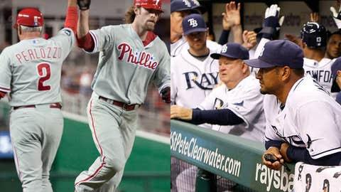 Phillies-Rays