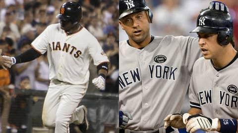 Giants-Yankees