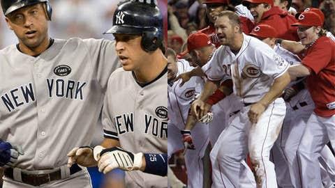 Yankees-Reds