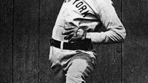 4. Christy Mathewson
