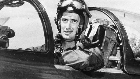 Ted Williams, Navy, Marines
