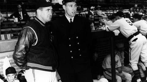 Bob Feller, Navy