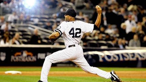 Closer — Mariano Rivera, Yankees