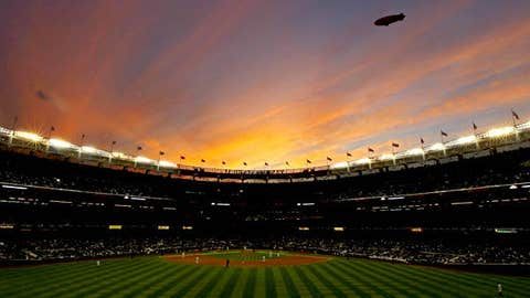 Sunset in the Bronx