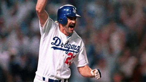 1988: Dodgers over A's, 4-1