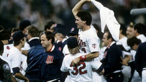 1987: Twins over Cardinals, 4-3