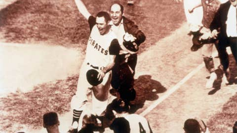 1960: Pirates over Yankees, 4-3