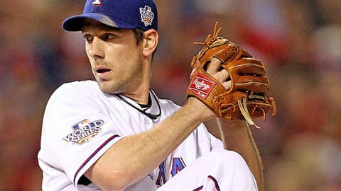 Cliff Lee, LHP