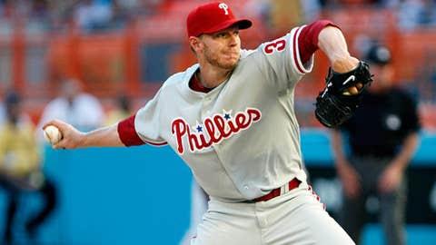 Philadelphia Phillies: Roy Halladay