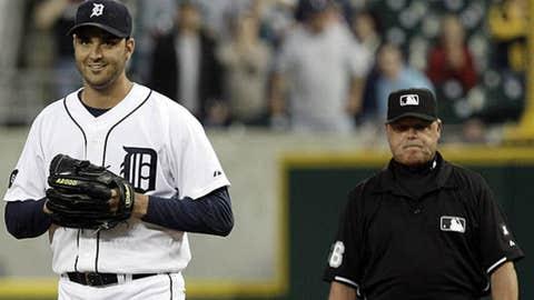 Armando Galarraga, Tigers — June 2, 2010