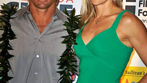 Gabrielle Reece and Laird Hamilton (married)
