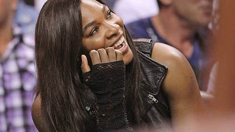 "Serena Williams, ""Fast Cars and Superstars"""