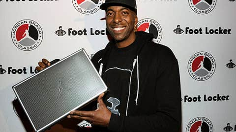 "John Salley, ""Fast Cars and Superstars"""