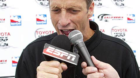 "Tony Hawk, ""Fast Cars and Superstars"""