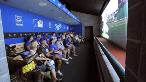 Kansas City Royals — Kauffman Stadium