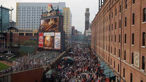 Baltimore Orioles — Oriole Park at Camden Yards