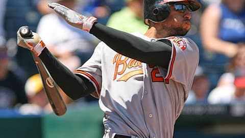 Baltimore Orioles: Nick Markakis