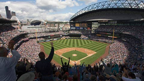 Seattle Mariners — Safeco Field