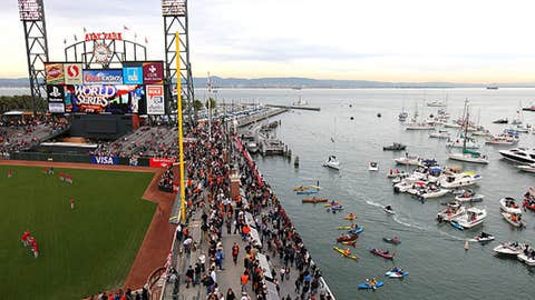 San Francisco Giants — AT&T Park