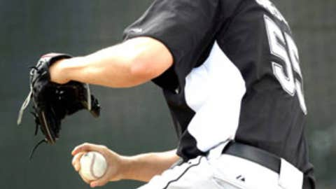 SP — Josh Johnson, Marlins