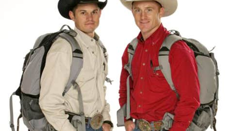 "Cord McCoy, ""The Amazing Race"""