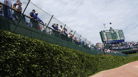 Chicago Cubs — Wrigley Field